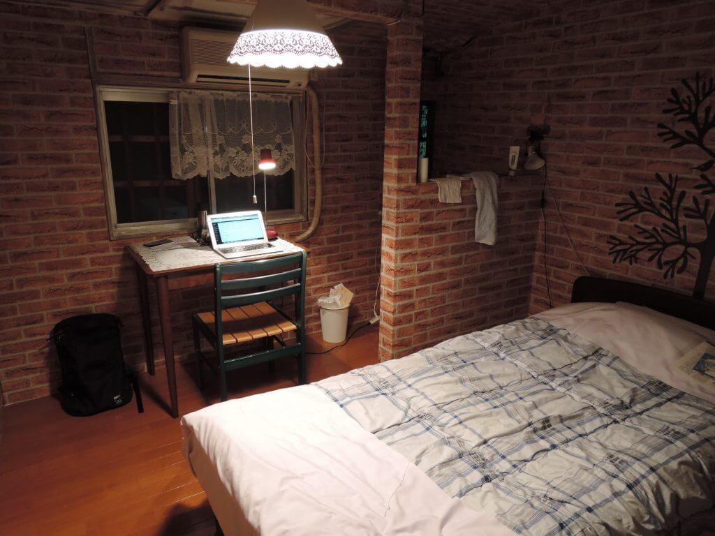奥田荘部屋