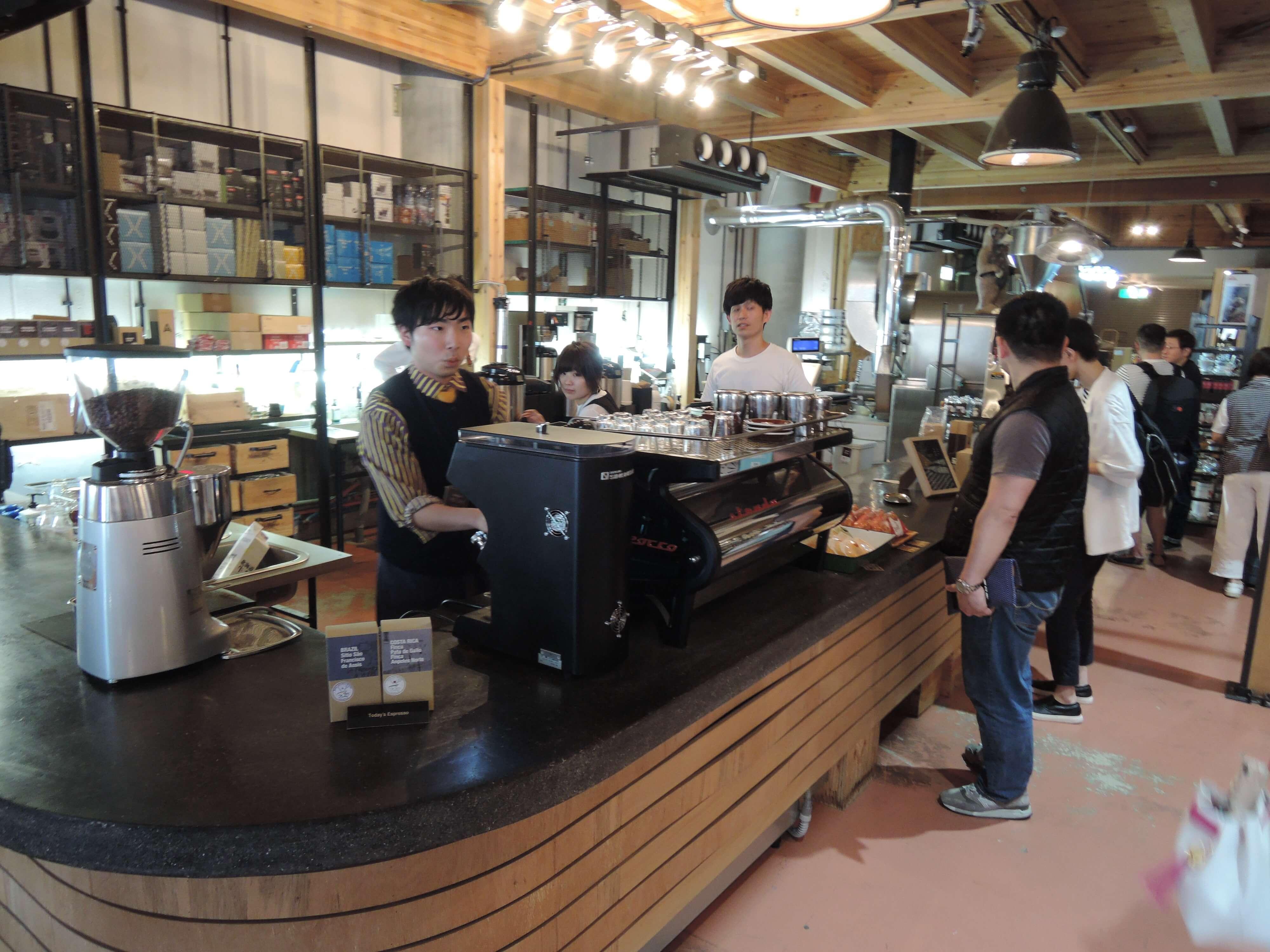 タカムラのコーヒーコーナー